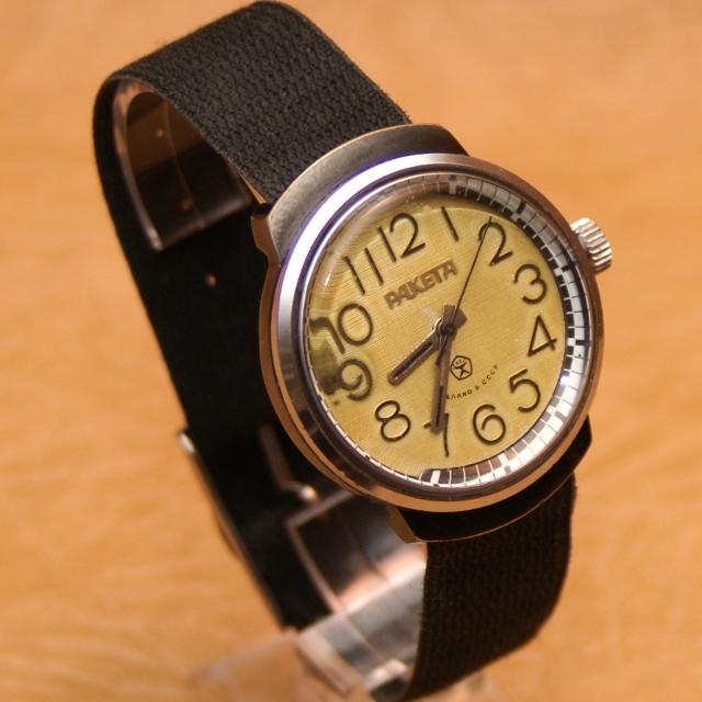 часы ракета ссср фото со знаком качества на циферблате